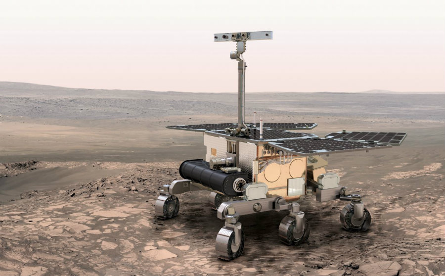 ExoMars mission, which is intended to be a big effort to find life on Mars, will have a two-years delay due technical issues. Photo credit: Artist's impression of the rover on Mars. ESA / IFL Science!