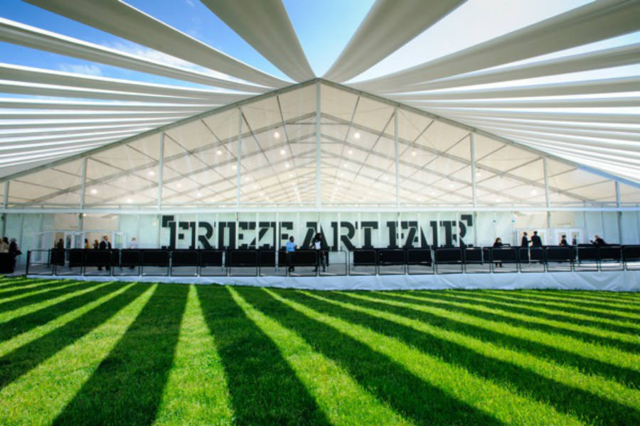 Frieze Art Fair in New York