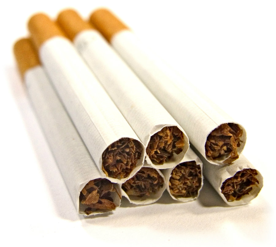 The FDA announced on Thursday the extension of its authority over all tobacco products. Photo credit: Emaze