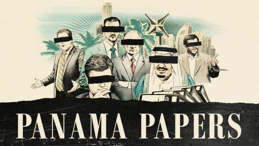 The source that leaked the Panama papers, broke silence on Friday and showed a willingness to cooperate with law enforcement if he or she is offered protection from punishment. Photo credit: Eddynstain