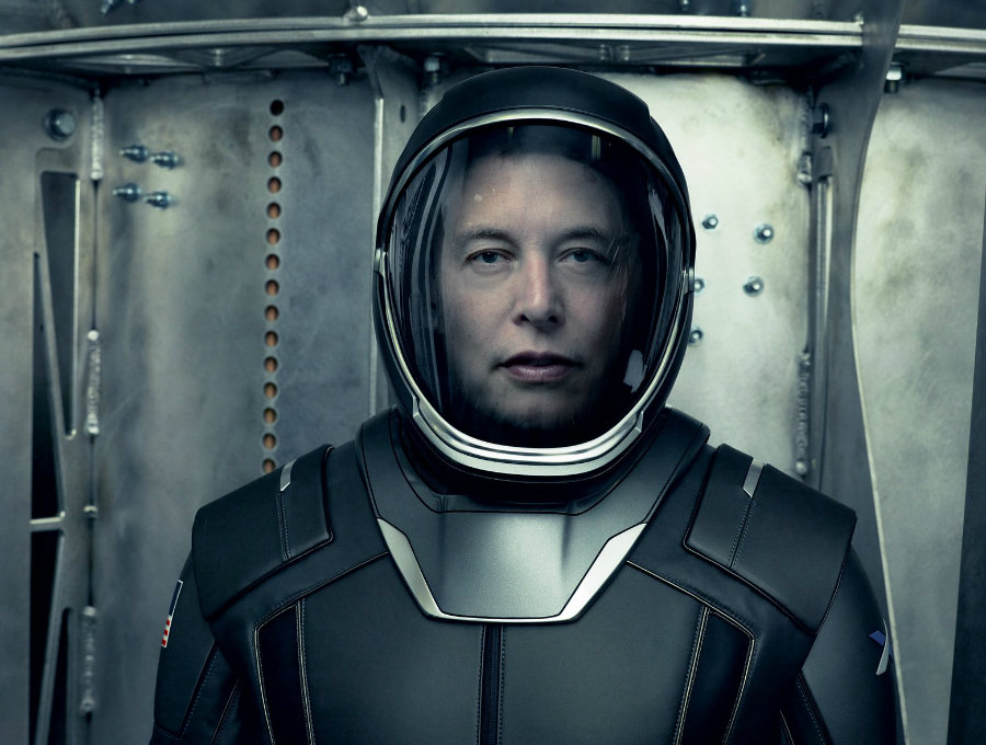 The SpaceX founder, Elon Musk, hired Jose Fernandez, a legendary superhero costume designer to create their own modern and stylish version of spacesuits. Photo credit: Reddit