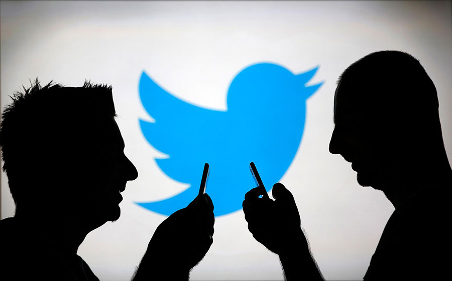 Twitter bans spy agencies