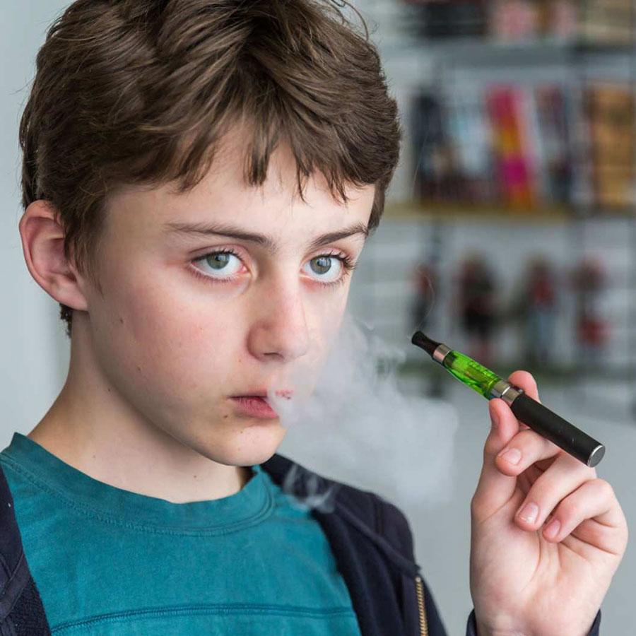Smoking-E-Cigarette