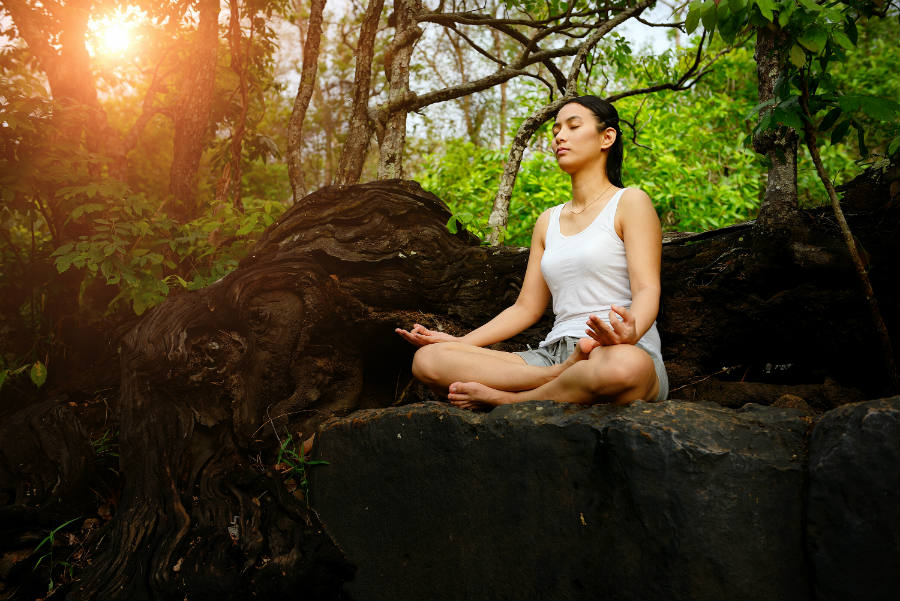 It has been proven that Yoga and meditation are more effective than other memory training methods when it comes to improving the brain's functionality. Image Credit: Medical Daily