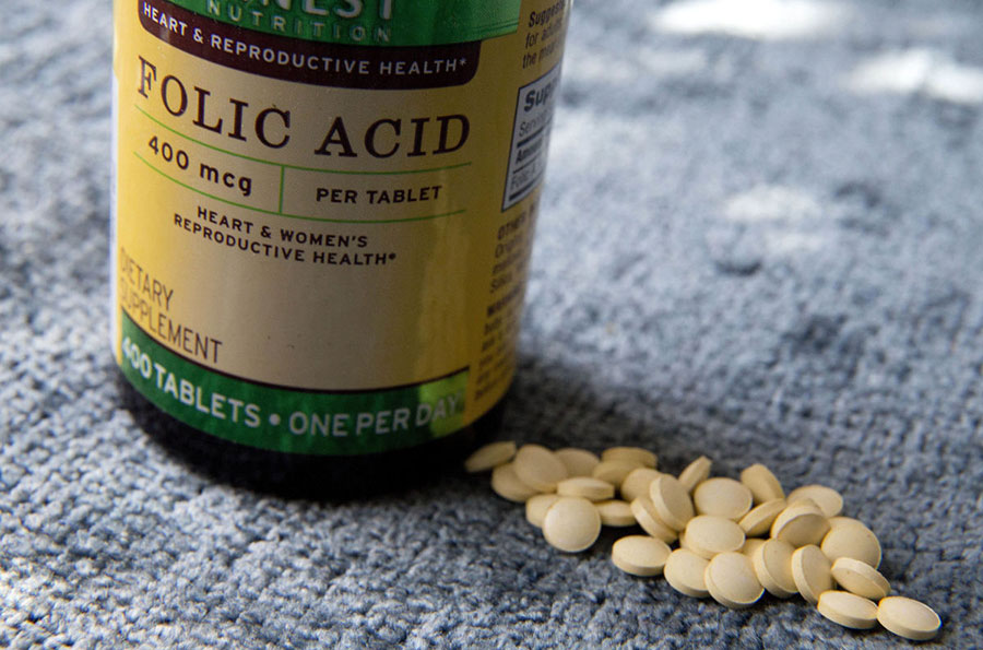 Ingesting large amounts of folic acid during pregnancy may increase the risk of developing autism