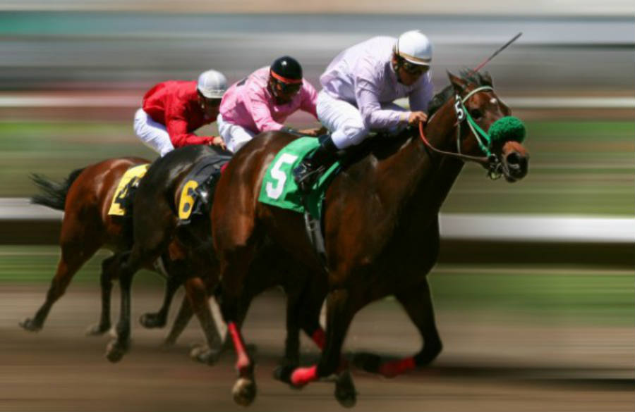 Kentucky Derby supposedly beaten by UNU