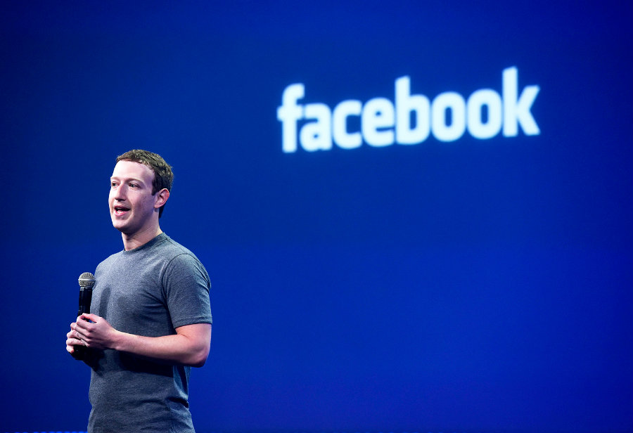 Mark Zuckerberg said in an online post that Facebook does not censor conservative topics on their Trending Topics module despite accusations of political bias. Photo credit: David Paul Morris / Bloomberg / Getty Images