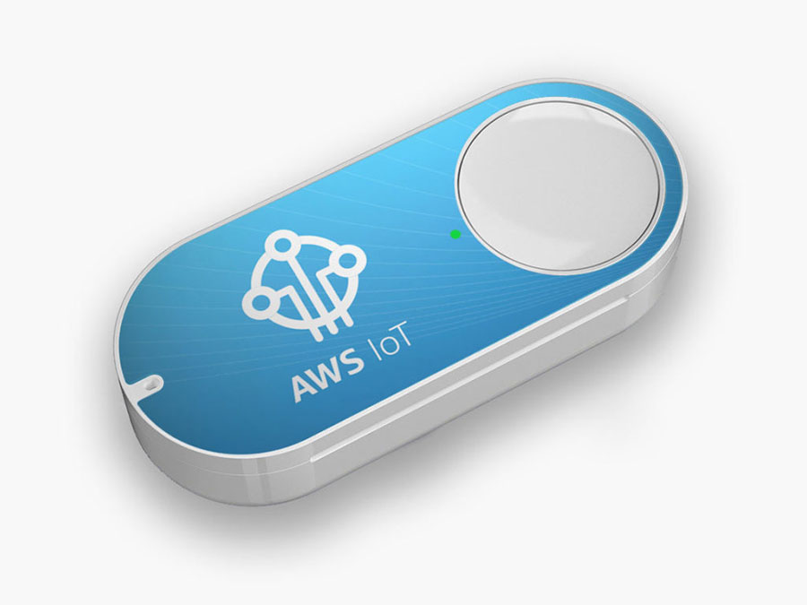 AWS IoT Button is completely programmable