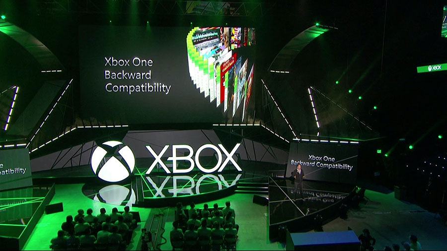 Xbox One will support backward compatibility