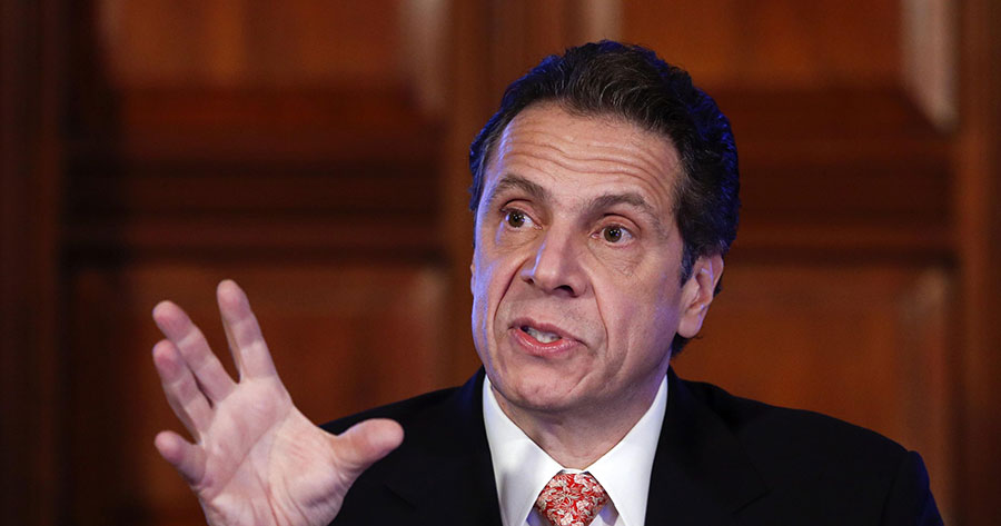 Cuomo announces new legislation to stop AIDS in New York State