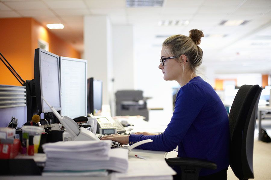 A busy schedule improves cognitive performance