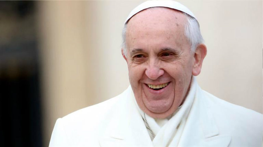 Pope Francis addressed capitalism during his morning mass at the Casa Santa Marta on Thursday. Photo credit: Biography.com