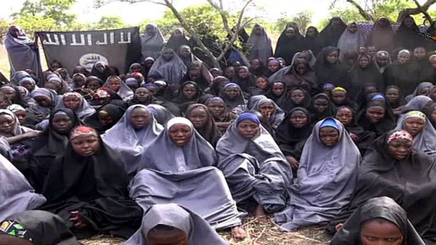"Military forces in Nigeria announced the liberation of a second ""Chibok girl"" after a combat against Islamic State fighters on Thursday night. Photo credit: South China Morning Post"