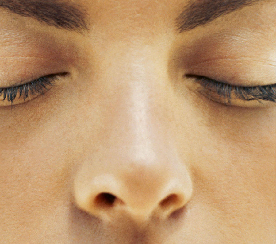 Scientists have determined that there are four major genes that have a direct influence on the shape of the nose as a person is formed. Photo credit: Chris Like Minds