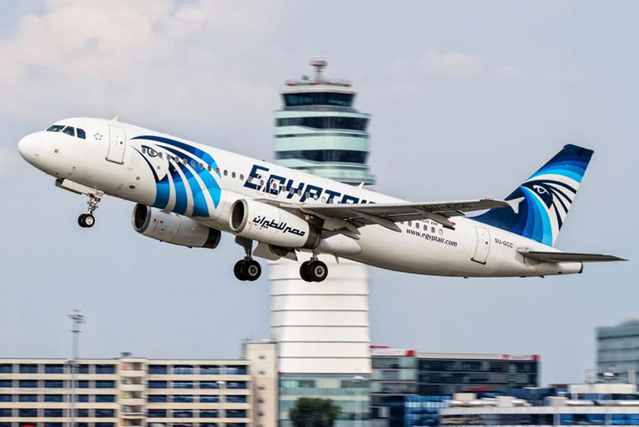 EgyptAir debris found