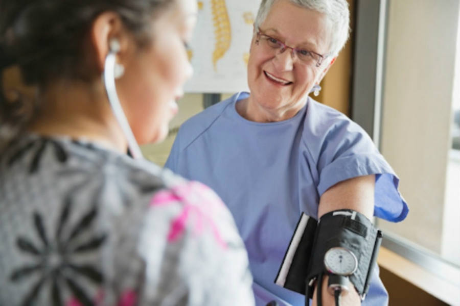 An intensive blood pressure treatment was compared with the standard among the population of less than 140 mm Hg. The study was held during a long-term and follow-up study that lasted almost four years. Image Credit: HNGN
