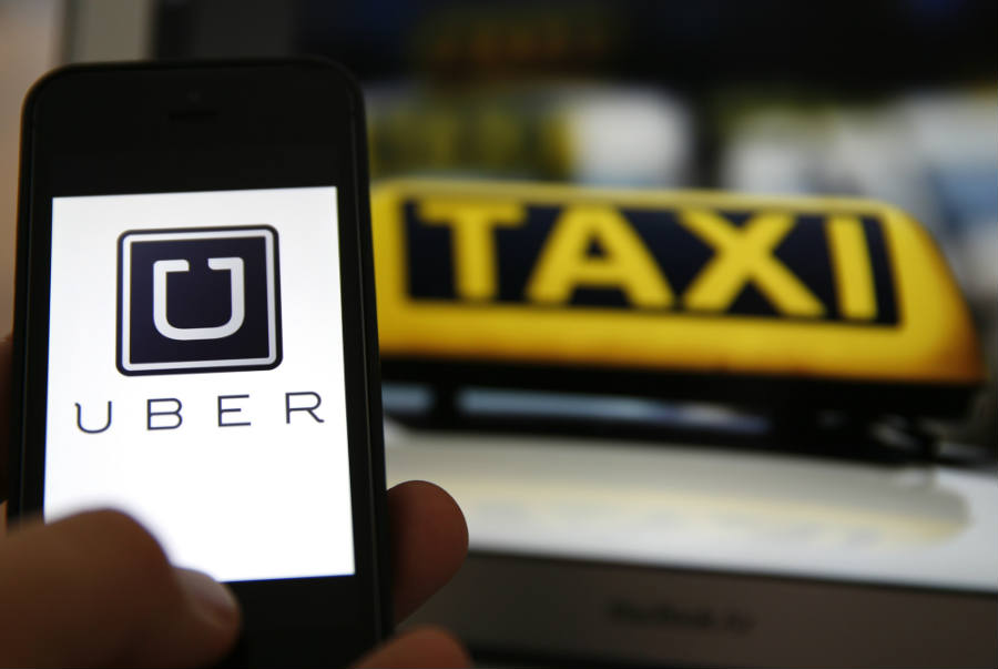 Uber's algorithm automatically drives the price up when demand is high. Image Credit: RevistaSumma