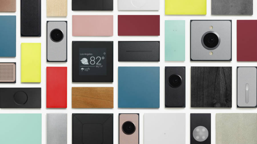 Project Ara brings users a whole new different definition to the term 'customization', as it features plenty of modules for the phone going from enhanced cameras to a better memory. Image Credit: Wired