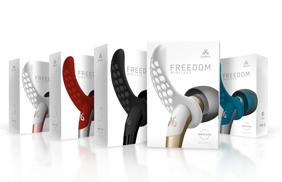 Jaybird new Freedom earphone generation
