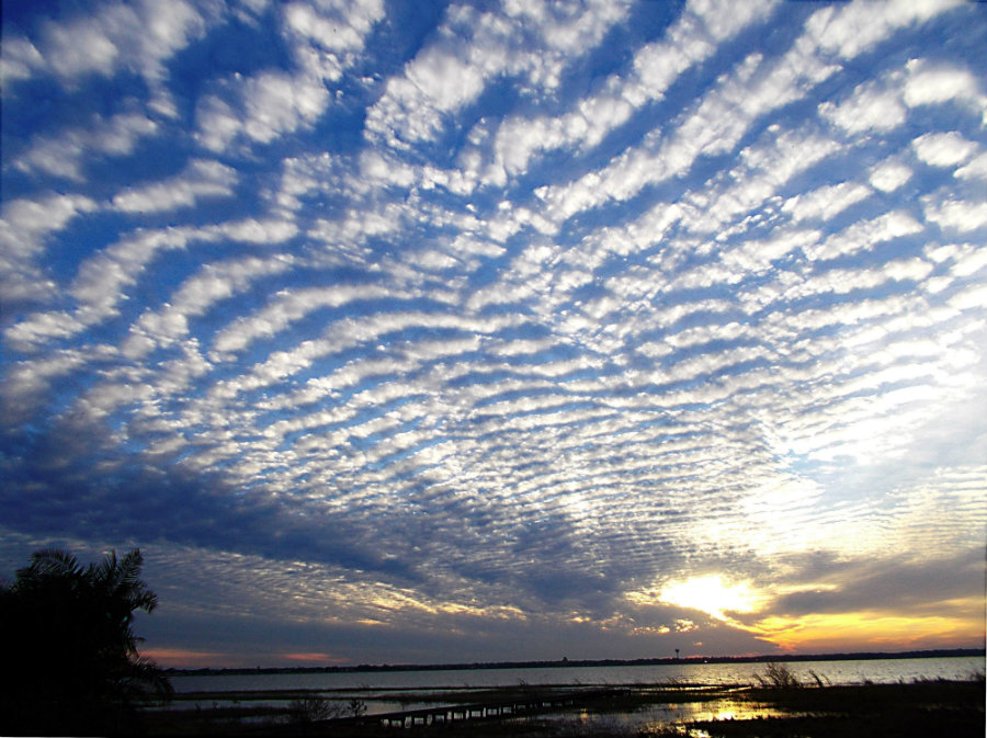 "Scientists discovered that previous assumptions of cloud formations were ""a bit off"" a scenario that reduces the consequences of greenhouse effects and global warming. Photo credit: Highlands Today"