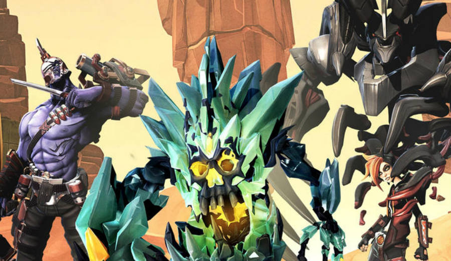 Battleborn's features plenty of characters and a new gaming experience for fans to enjoy