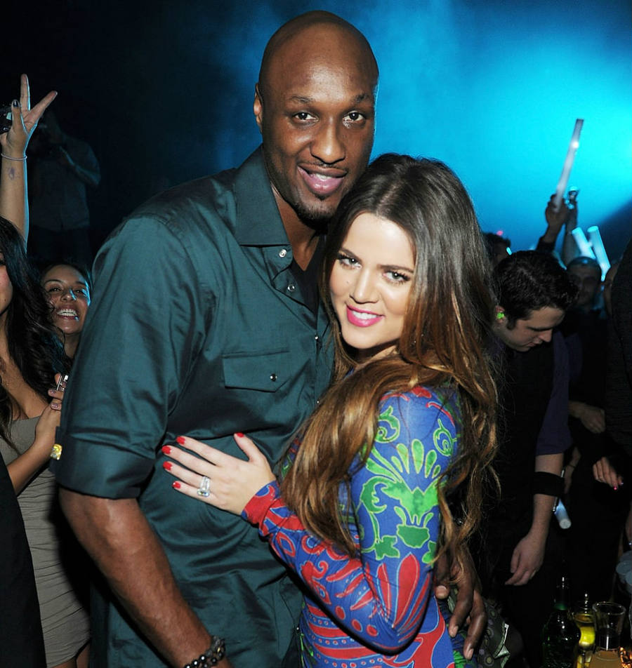 Even though one of the famous Kardashians has not officially divorced her husband Lamar Odom, the papers are rumored to be in the works.