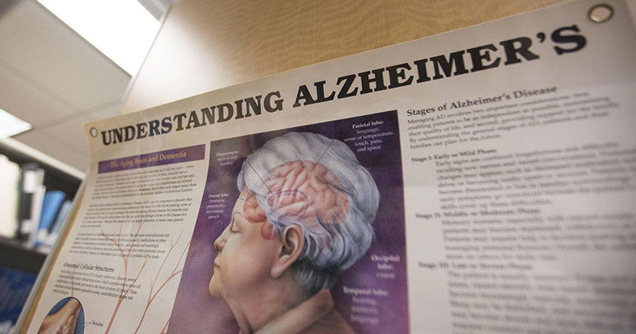 Alzheimer's disease new theory