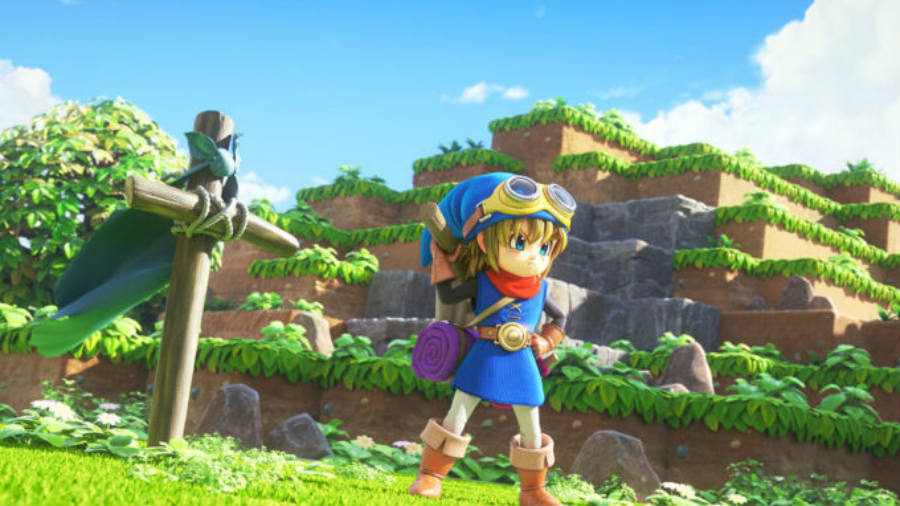 Dragon Quest Builders was released on January 28, 2016 for PS4, PS3, and PS Vita in Japan.