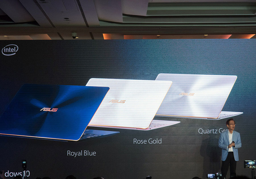 Asus new realeses