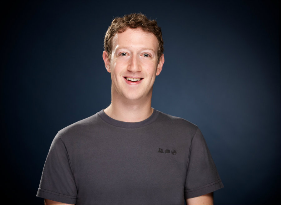 Facebook CEO Mark Zuckerberg will communicate with three astronauts at the International Space Station (ISS) on Wednesday. Photo credit: FB Newsroom