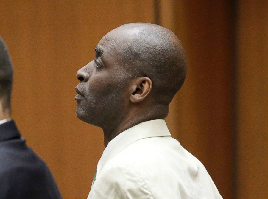 The actor Michael Jace from the Shield was found guilty during his trial on Tuesday