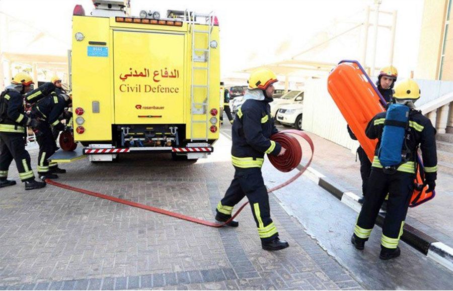 Fire in Qatar kills 11 people
