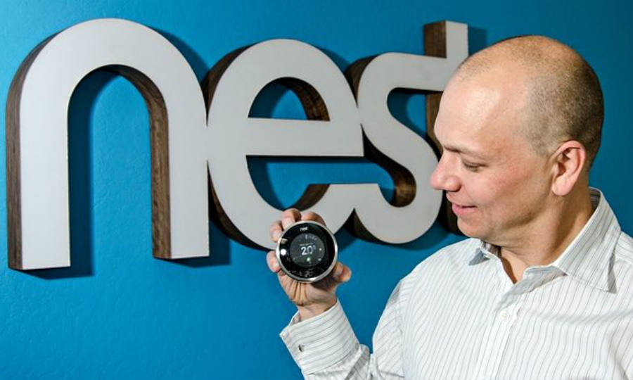 With Tony Fadell stepping down from the head of NEST, Marwan Fawaz is taking over as the company's CEO