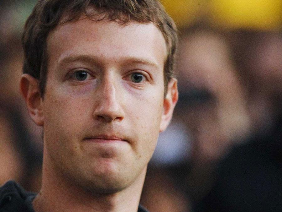Zuckerberg accounts hacked