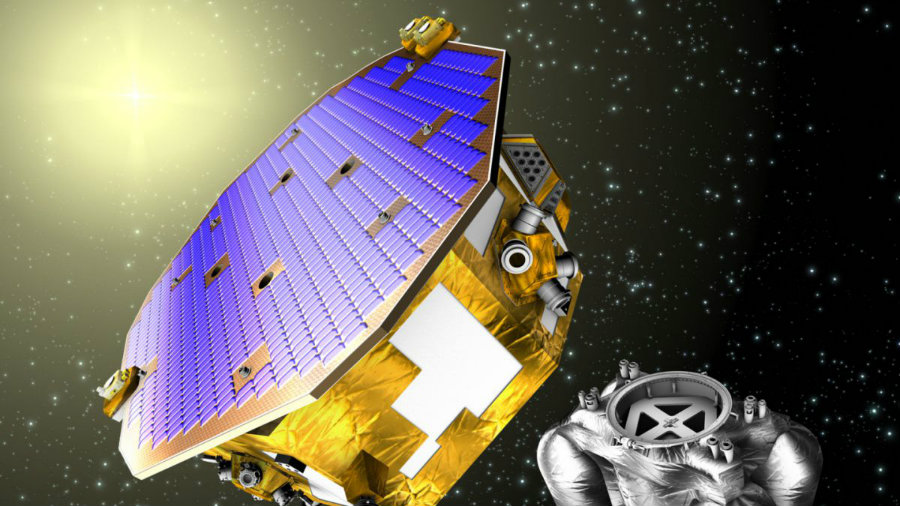 The LISA Pathfinder satellite exceeded the expectations after its first tests in space, the European Space Administration announced Tuesday. Photo credit: AFP / T13