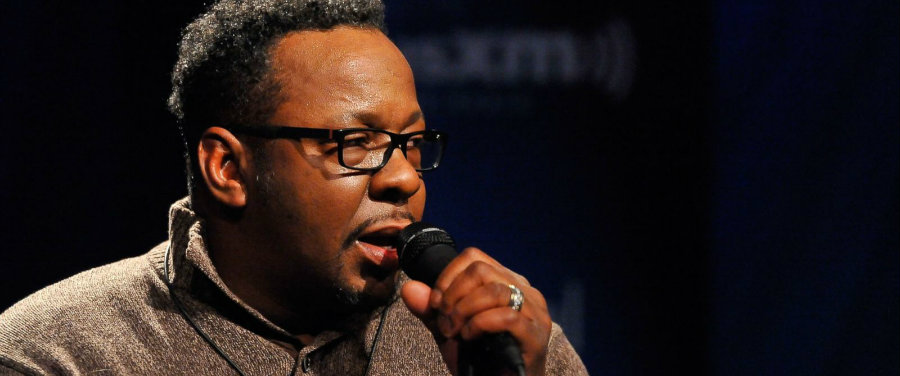 "On Tuesday night, during an interview with ABC's personality Robin Roberts, Bobby Brown, the former husband of Whitney Houston, opened up in a ""20/20"" special about his life as R&B Grammy-winning solo career. Photo credit: ABC News"