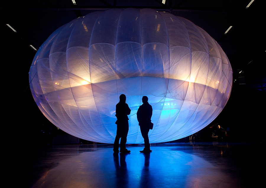 google-balloon
