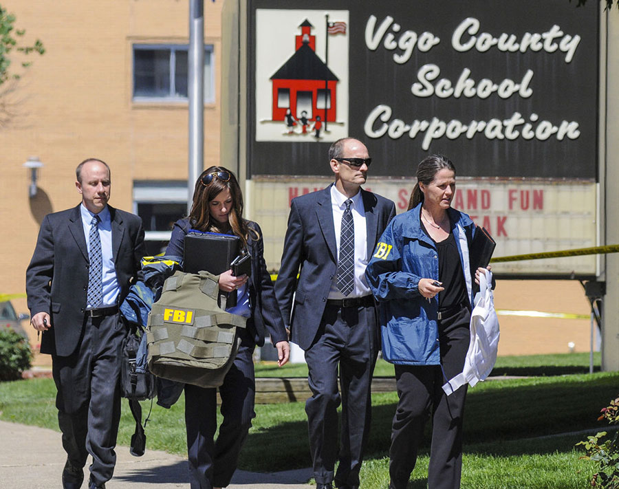 FBI raids Vigo County School Corp