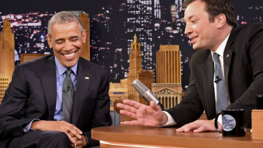 The United States President claimed he is worried about the Republican Party in the current congress when interviewed by Jimmy Fallon on The Tonight Show. Image Credit: USA Today