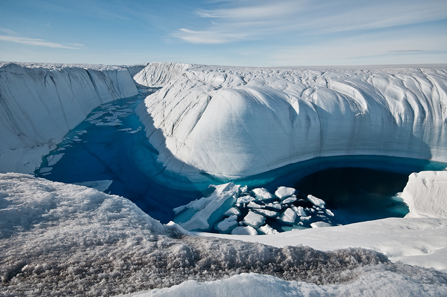 Greenland-ice-melting