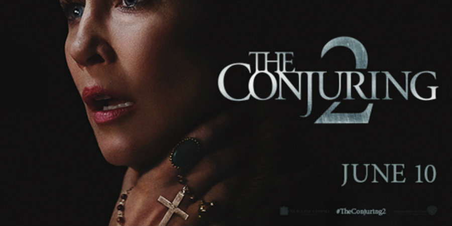 The long-awaited supernatural horror film The Conjuring 2, which was supposed to be released on Halloween 2015, opens around the world this week. Photo credit: Screen Rant