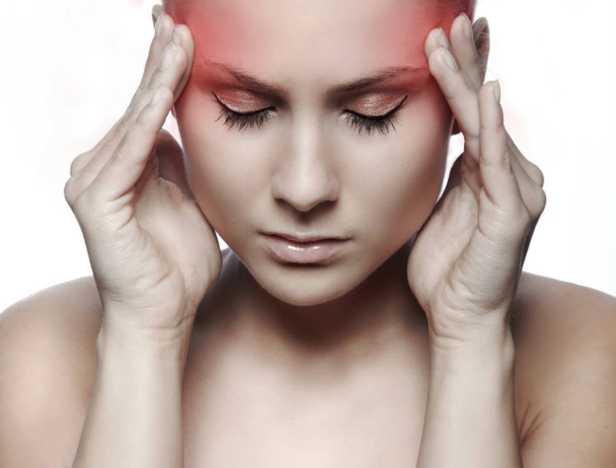 People frequently suffering from headaches are unaware that what they have is migraine. Patients with vitamin D and B deficiencies often have body pain in addition to daily headaches as well. Image Credit: ELP