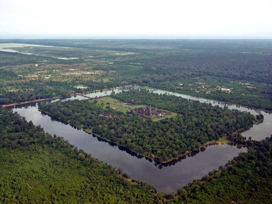Cambodia's cities discovered
