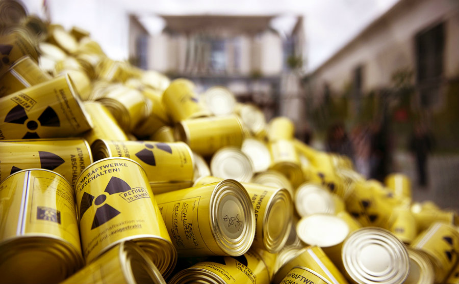 A group of scientists might have discovered a new material which can isolate specific elements from nuclear waste in a simpler way than the existing methods. Photo credit: South China Morning Post
