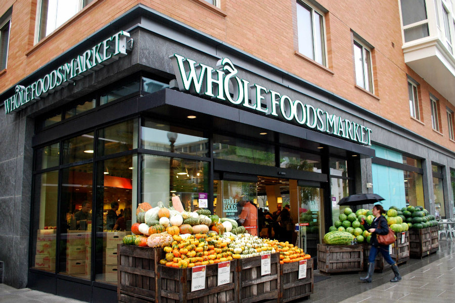"The Food and Drug Administration (FDA) issued a warning letter directed at Whole Foods due to ""serious violations"" after inspecting one of their facilities in Massachusetts. Photo credit: Mode"