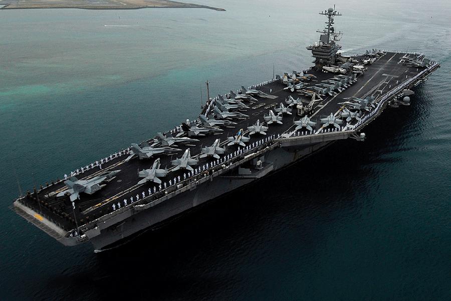 china-us-warships
