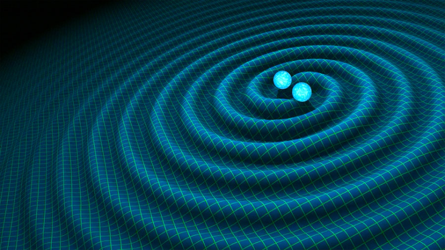 An international team of researchers has detected gravitational waves from a black hole for the second time in science history. Photo credit: NASA
