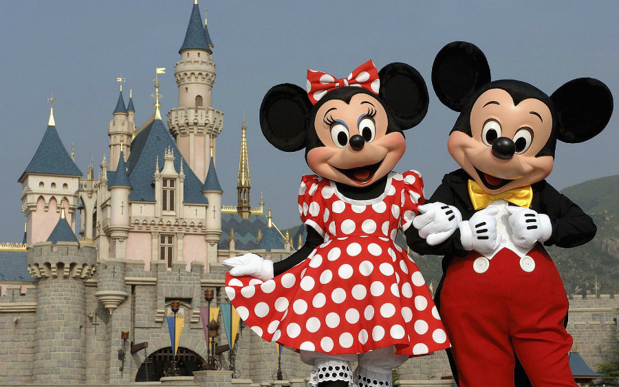 Disney Shanghai has been founded in China, becoming the first massive theme park in the country. Photo credit: Getty Images
