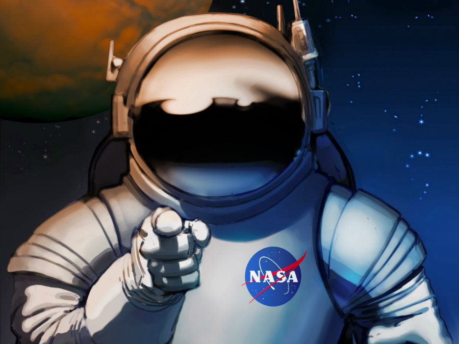 As part of the Journey to Mars campaign, the National Space Agency (NASA) released Thursday creative recruitment posters to encourage Americans to apply for a job in the Red Planet. Photo credit: NASA / Business Insider