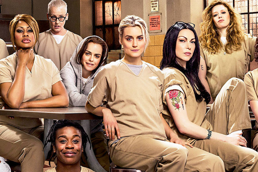 Orange Is the New Black became the network's most-watched original show ever since its premiere three years ago. Image Credit: Movie Pilot